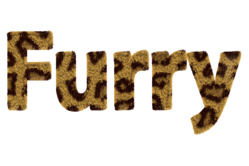 Furry Text