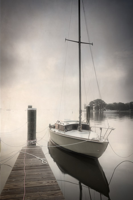 IR Exposure Sailboat