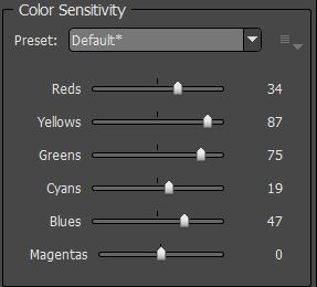042 Color Sensitivity Mix