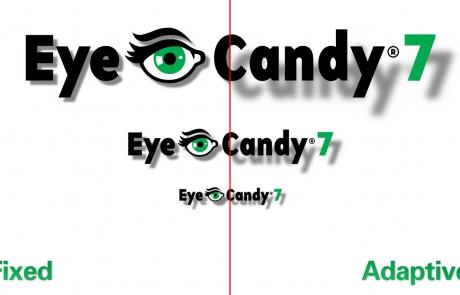 Eye Candy Scaling Modes