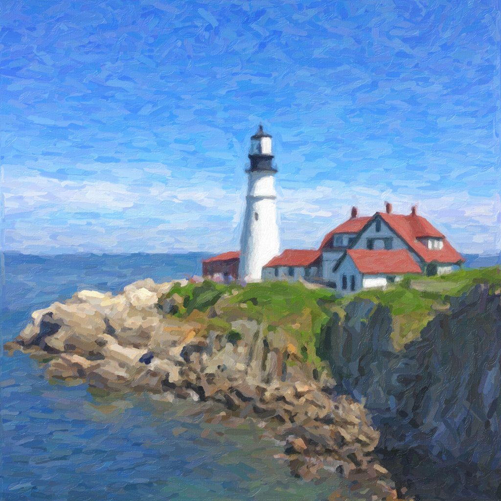 Snap Art 4 Lighthouse