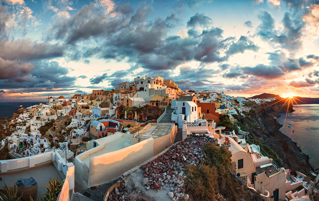Image © Scott Stulberg - Santorini, Greece