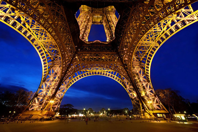 Image © Scott Stulberg - Eiffel Tower