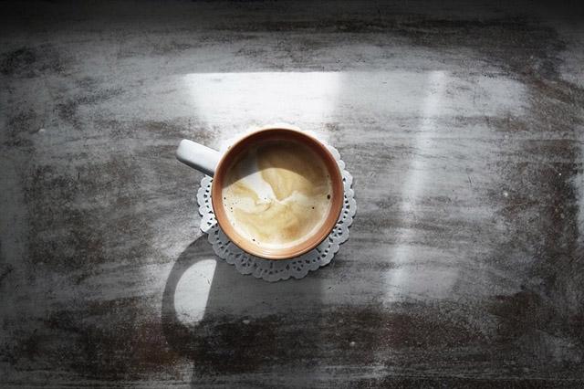 Shabnam Khosrowshahi coffee2