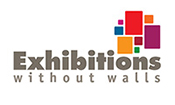 Exhibitions Without Walls Logo