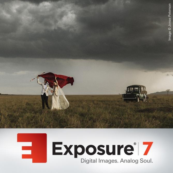 Exposure 7 Boxshot