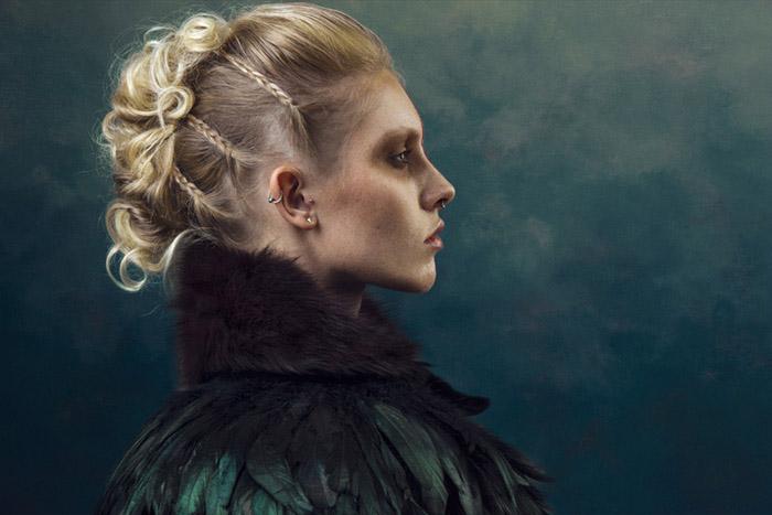beauty portrait robert coppa