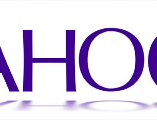 Redesigning the new Yahoo logo with Eye Candy