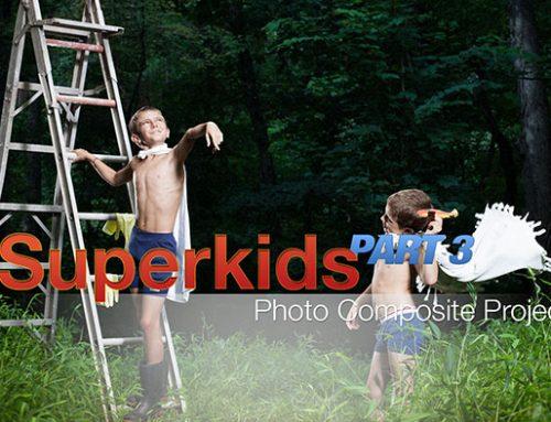 Superkids Photo Composite Video – Part 3
