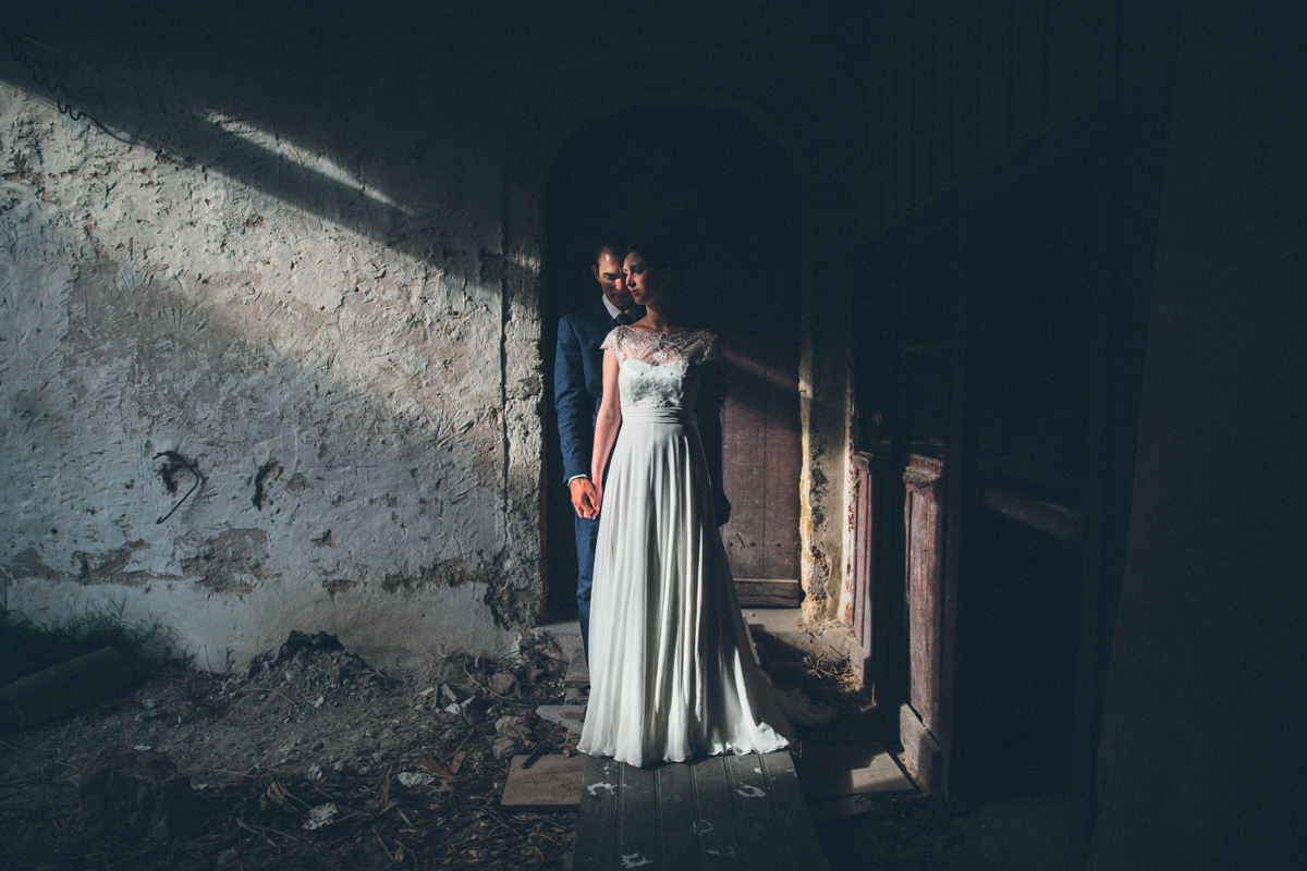 Artistic Wedding graphy with Jim Pollard