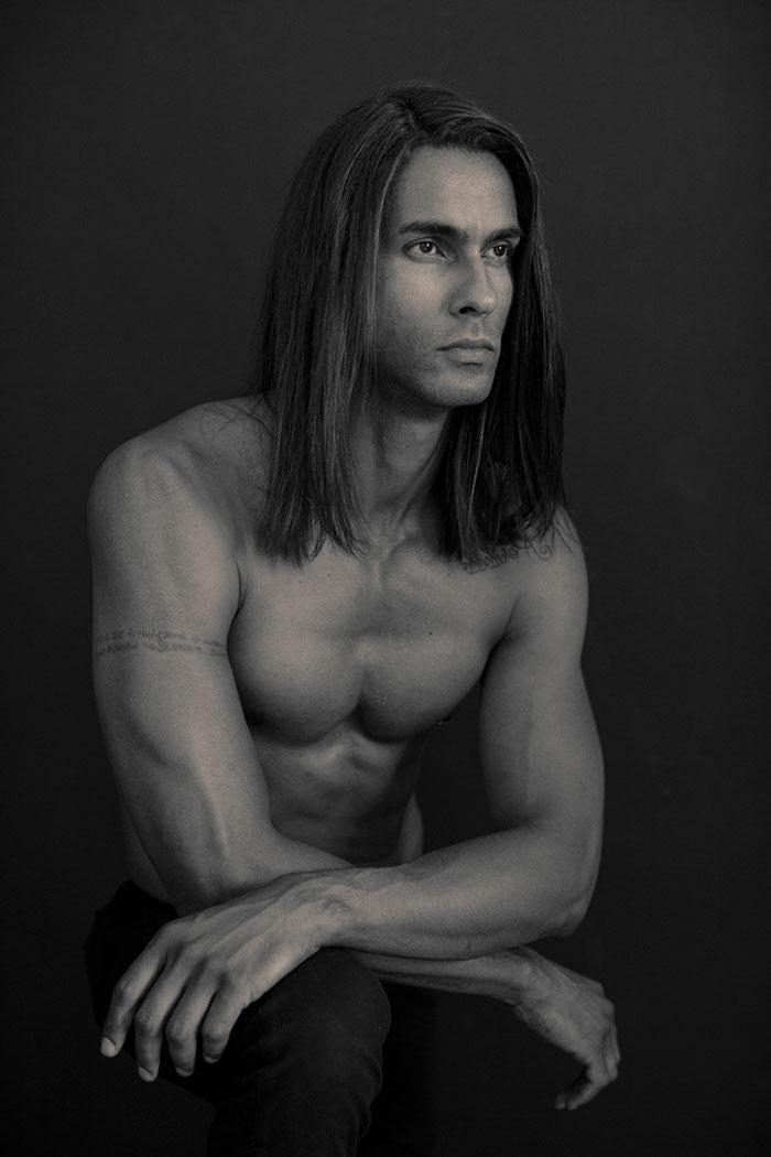 sue bryce male art portraits