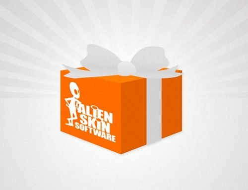 Alien Skin Software Gift Cards Make Shopping Easy