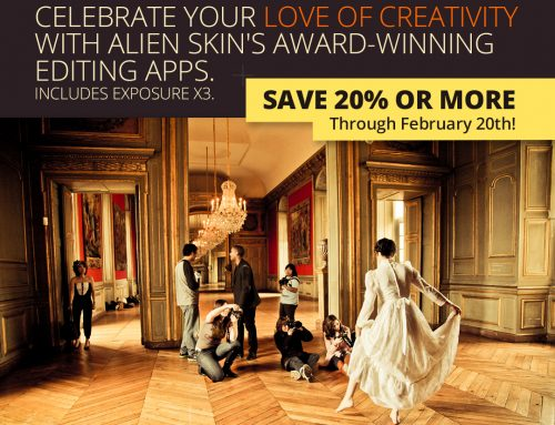 Save 20% or More on All Our Apps through February 20th!