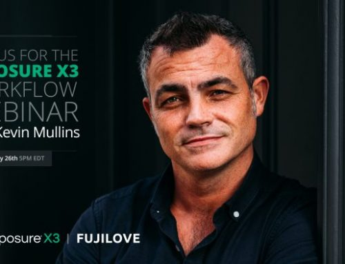 Exposure X3 Workflow Webinar with Kevin Mullins