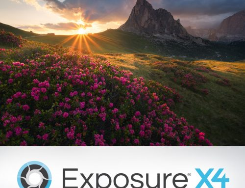 Exposure X4 Is Coming Soon!