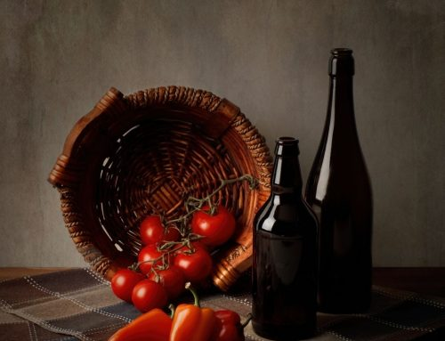 Tethered Shooting of Still Life Photography with Exposure